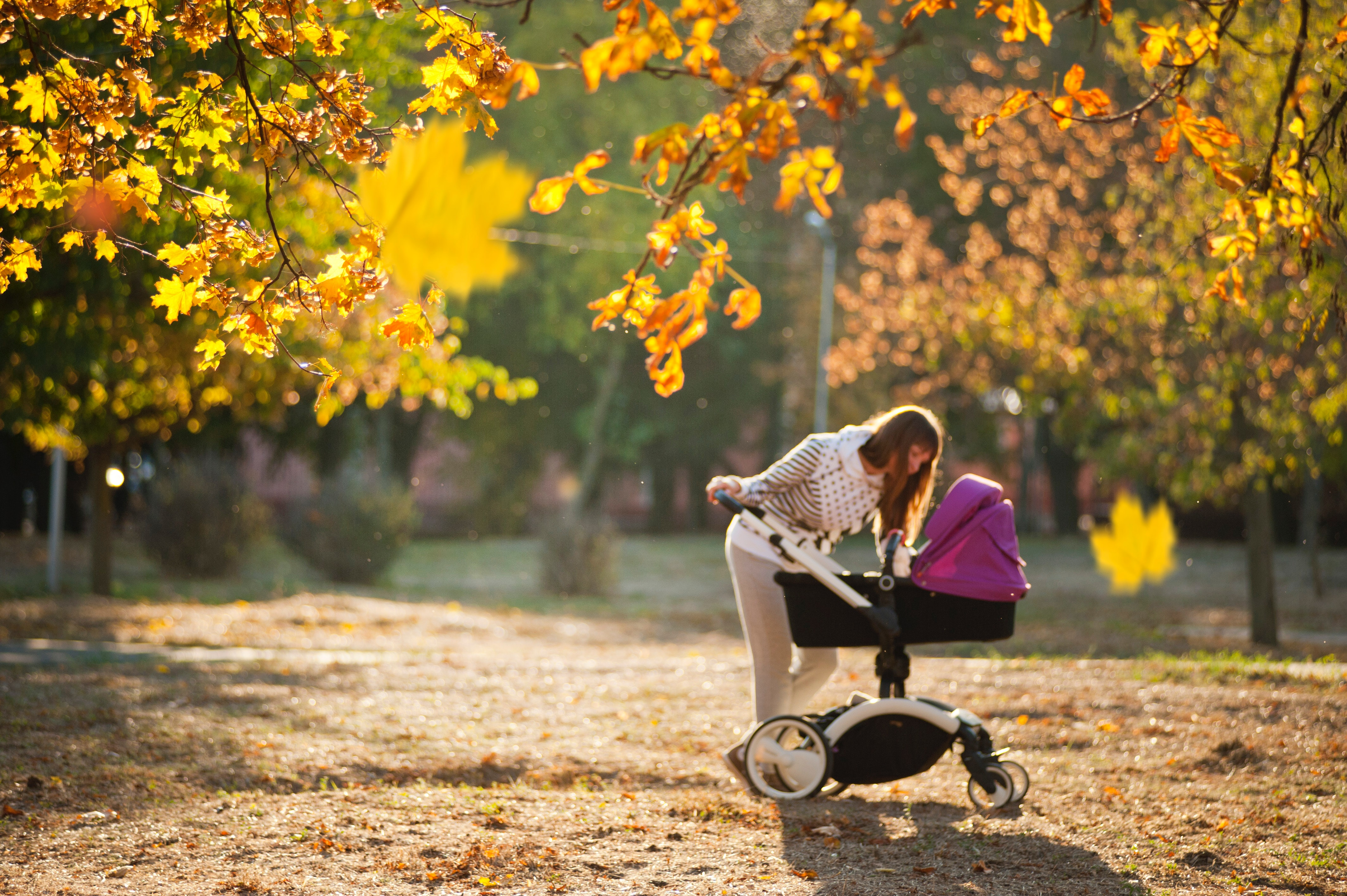 Benefits Of Walking With A Stroller